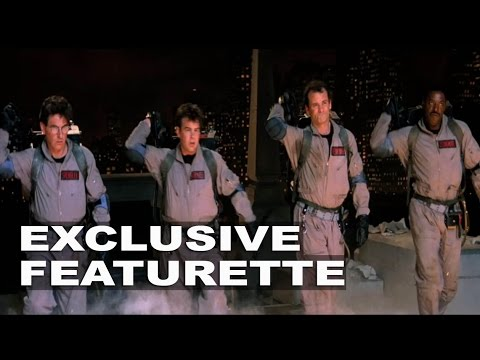 Ghostbusters: Exclusive Featurette with Ernie Hudson