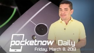Galaxy S 4 With New AMOLED Tech, HTC One Shortages, Apple Music Streaming & More - Pocketnow Daily