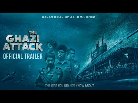 The Ghazi Attack - Official Trailer