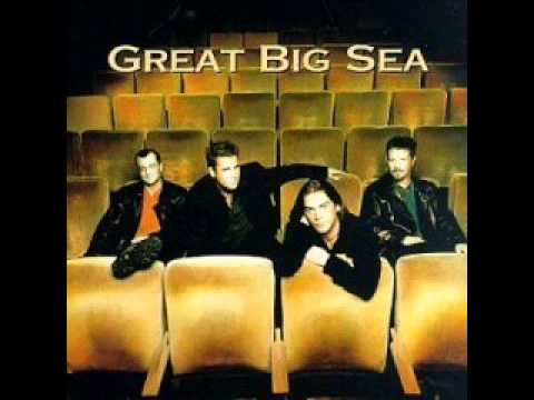 Great Big Sea - Stumblin In