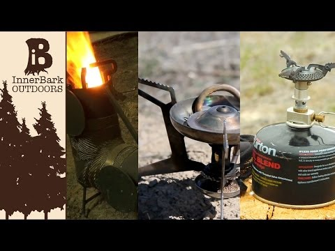 Camping Stove Comparison: What type is right for you?
