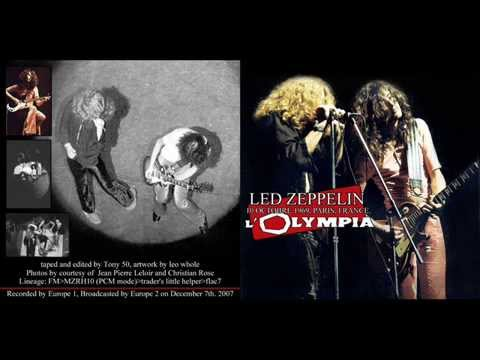 White Summer / Black Mountain Side - Led Zeppelin (live Paris 1969-10-10)