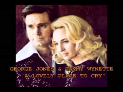 George Jones - Lovely Place To Cry
