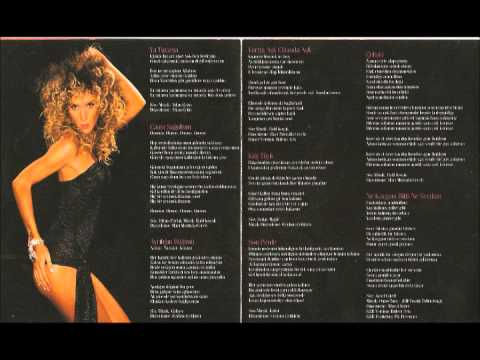 Gülşen - Yurtta Aşk Cihanda Aşk (Full Albüm 2006)