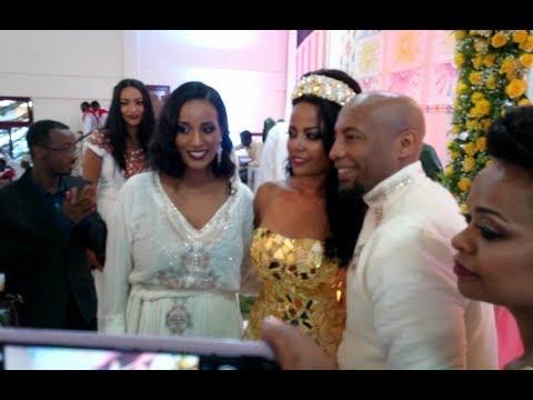 Mekdes Tsegaye Wedding Live!