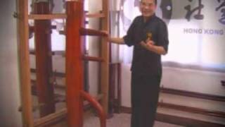 International Wing Chun Organization - Wooden Dummy - TV program. Part 1