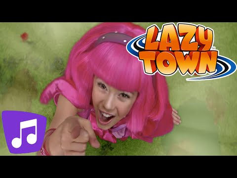 Life Can Be | LazyTown Music Video