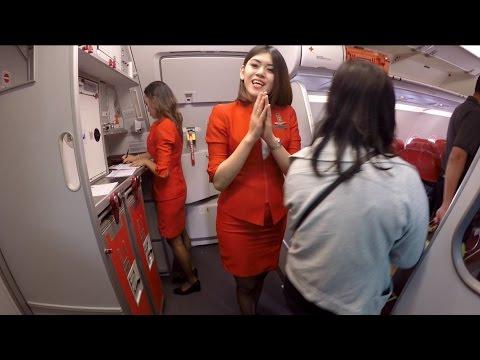 AIRASIA | FLIGHT REVIEW QZ7628 SURABAYA TO BALI