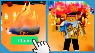New Update! Lava Land! Crafting Soon! 600k Subs Blue Hair! - Roblox Unboxing Simulator