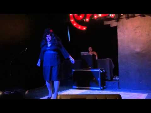 Helena Davis performing to Amy Winehouse &quot;Valerie&quot; , Studio On Fourth, Valentine&#039;s French Kisses