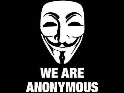Anonymous tras atacar servidores de USA Por Cierre de Megaupload Español