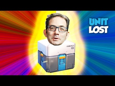 Overwatch News -  GIGANTIC LOOT BOX! / Overwatch Blizzcon Stuff! / Contenders Finals!