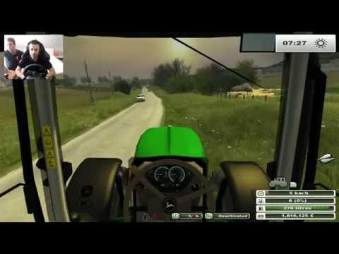Farming Simulator 2013 I On s'attaque a la map ExtreNort 2014 More Realistic ! #3