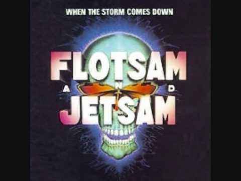 Flotsam And Jetsam - Burned Device