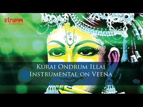 Kurai Ondrum Illai – Instrumental On Veena video
