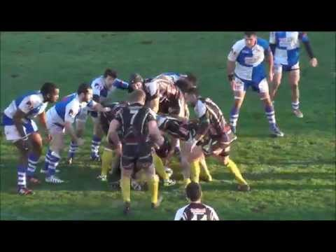 Usa^p 84 Rugby / Leucate