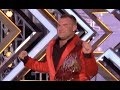 Judges Can't Stop The Feeling With Jamesy | Audition 3 | The X Factor UK 2017 -