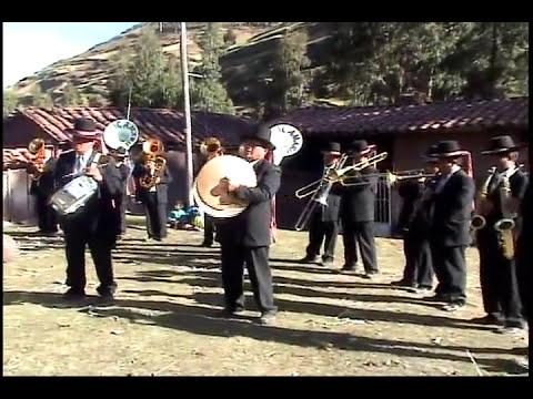 Fiesta en Anta Acobamba Huancavelica,Banda Show Túpac Amaru.
