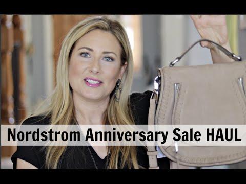 Nordstrom Anniversary Sale HAUL | MsGoldgirl