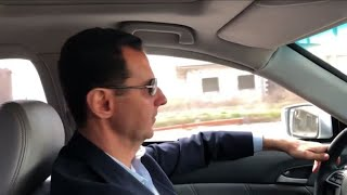Syria's Assad visits battle-scarred Ghouta