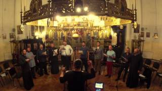 Zen Studio Recording Orthodox Choir