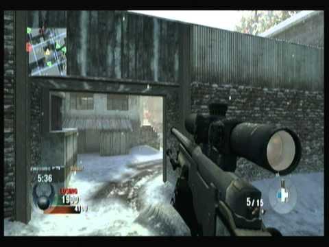 Ballistics Knife Black Ops Wii on Black Ops Wii Zapper