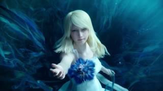 Final Fantasy XV - Luna Death Scene