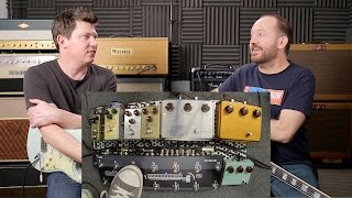 That Pedal Show – Klons, Archers, Tumnus, Soul Food & Klone. What Do We Think?