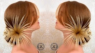 Georgiy Kot: Wonderful Hairstyles Tutorials transformation
