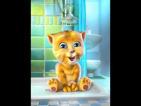 Talking Ginger sings wwe randy orton theme song