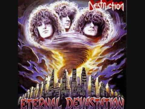 Destruction - Curse The Gods