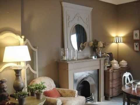 Chimeneas decoracion madera youtube - Decoracion salones con chimenea ...