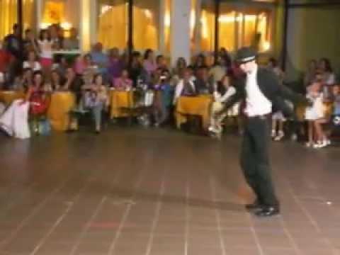 Giovanni Jackson Impersonator Michael Jackson - Dangerous