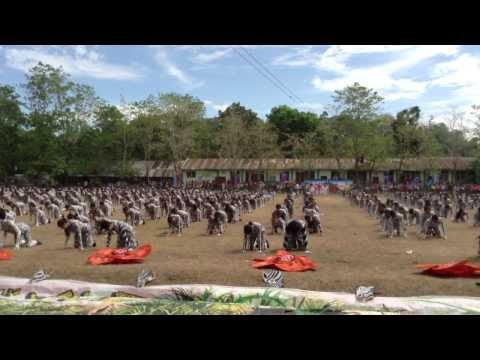 Roaring Jungle Ans Ground Demo 2013