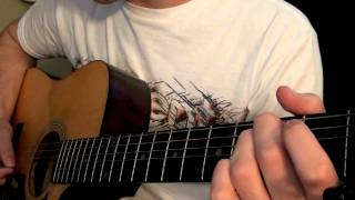 How To Play E.T. by Katy Perry on Guitar (with TAB!!!)