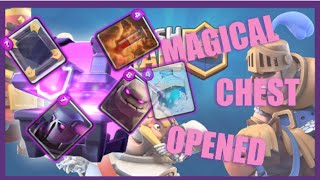 Clash Royal : OPENING de MALADE... !
