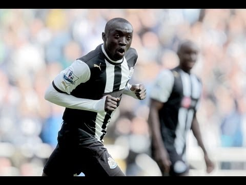 Newcastle's Papiss Cisse and Demba Ba set to terrorise Stoke in hunt for Champions League
