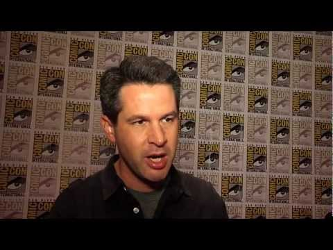 Producer Simon Kinberg Talks 'Elysium' At 2012 Comic-Con EXCLUSIVE