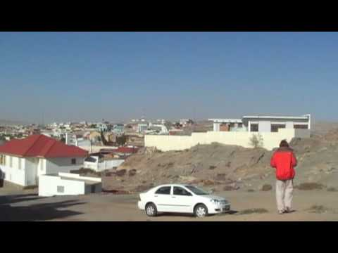 Namibië - Lüderitz, Sossusvlei