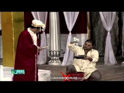 Akbar E Azam In Pakistan - Umar Sharif - Pakistani Comedy Stage Drama video