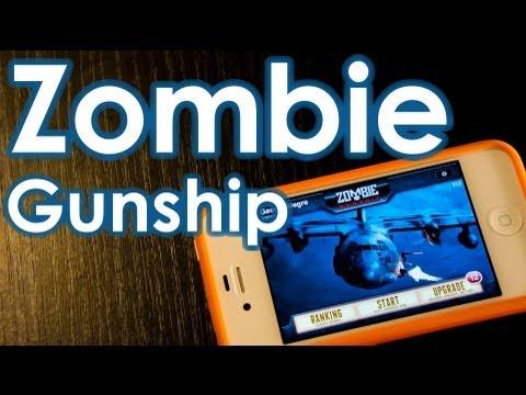 Zombie Gunship : iOS App Review