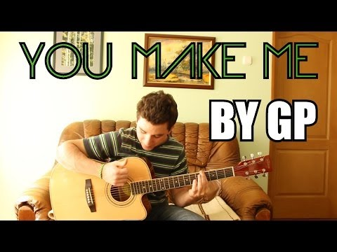 Avicii - You Make Me (fingerstyle Guitar Cover By Peter Gergely) [with Tabs] video