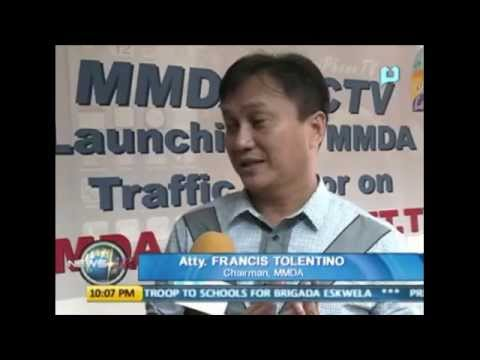 NewsLife: MMDA launches traffic mirror