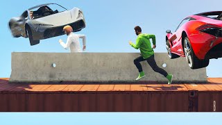 RUN FOR YOUR LIFE CHALLENGE! (GTA 5 Funny Moments)