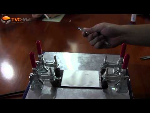 TVC Mall: Touch Screen Panel LCD Separator Glue Disassemble Machine for iPhone Samsung HTC Sony