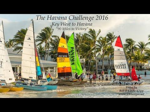 The Havana Challenge Sailboat Race