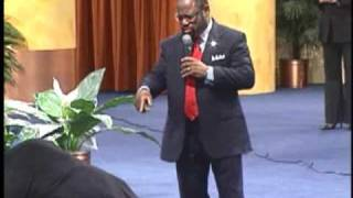 Dr. Myles Monroe prophetic word over Pastor Khan
