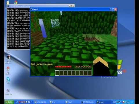 Как создать свой игровой сервер minecraft