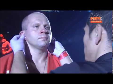 Федор Емельяненко vs Джайдип Сингх (полный бой)  Fedor Emelianenko vs Jaideep Singh(full fight)
