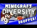 Minecraft Diversity 9 Fally Fally Hole (Dropper)